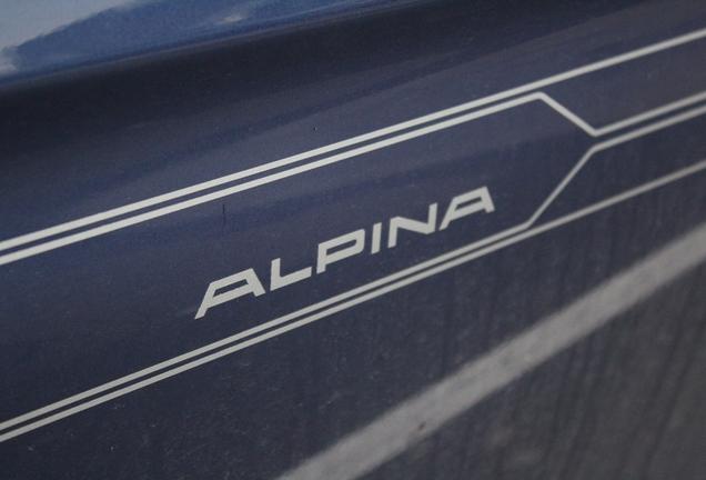Alpina D3 Bi-Turbo Sedan 2016