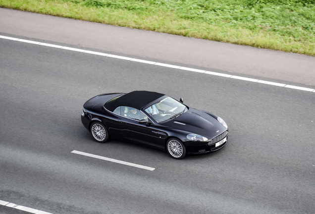 Aston Martin DB9 Volante 2010