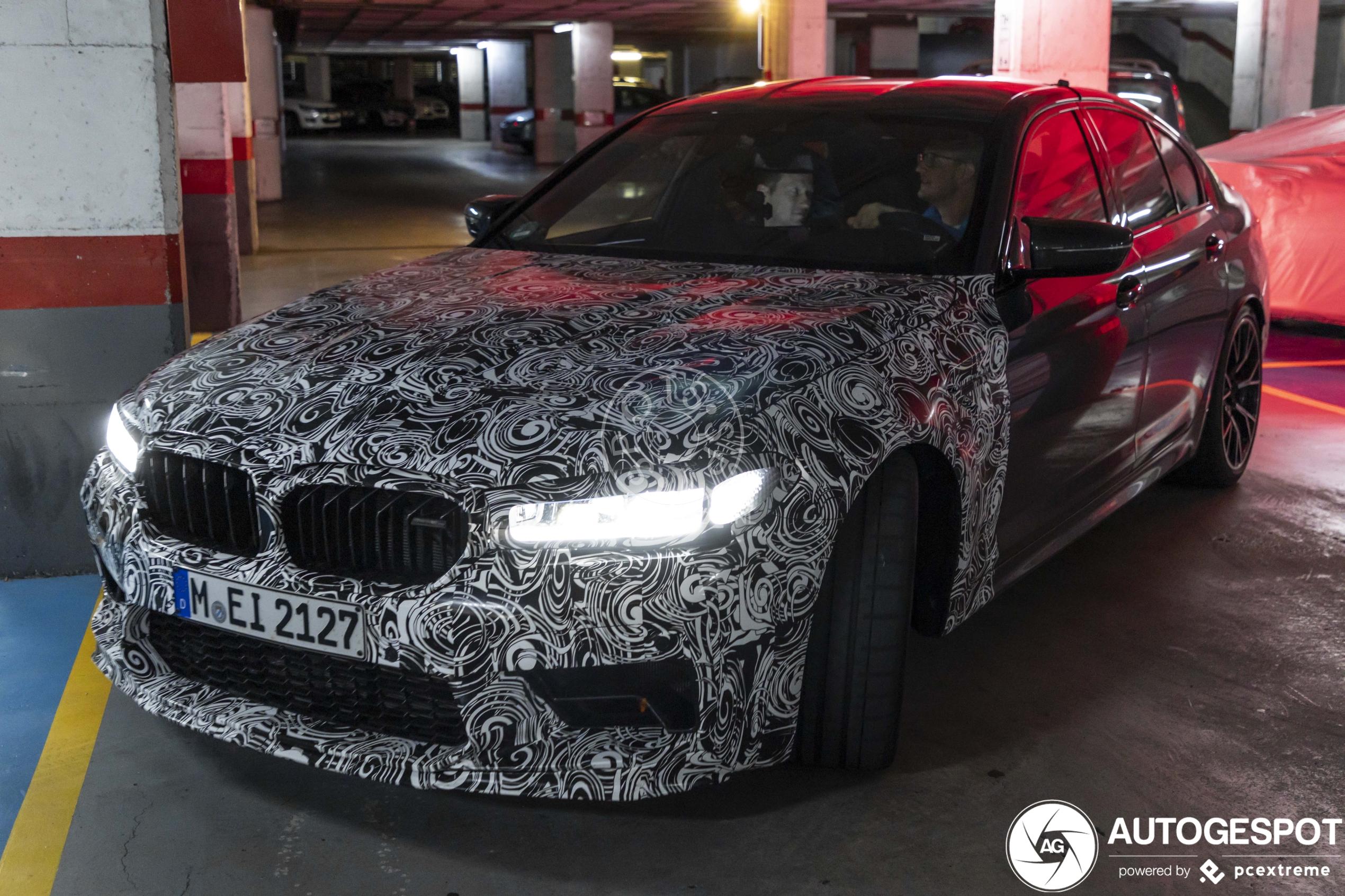 BMW M5 CS F90