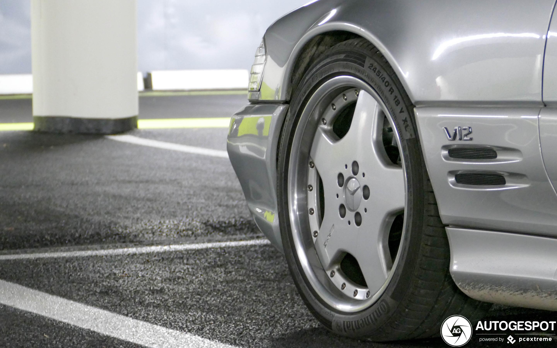Mercedes-Benz SL 70 AMG R129