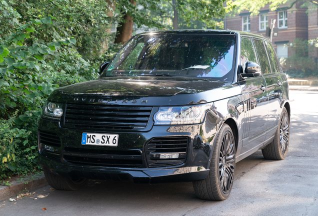 Land Rover Overfinch Range Rover L405