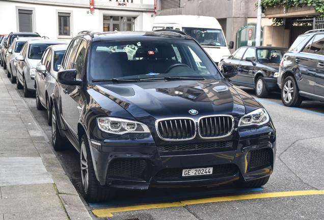 BMW X5 M E70 2013