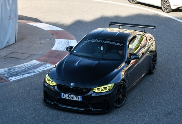 BMW M4 F82 Coupé SRB Motorsport