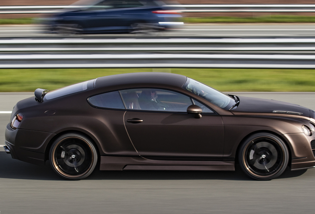 Bentley Continental GT TC Concepts