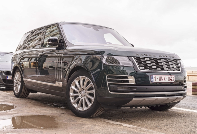 Land Rover Range Rover SVAutobiography LWB 2018