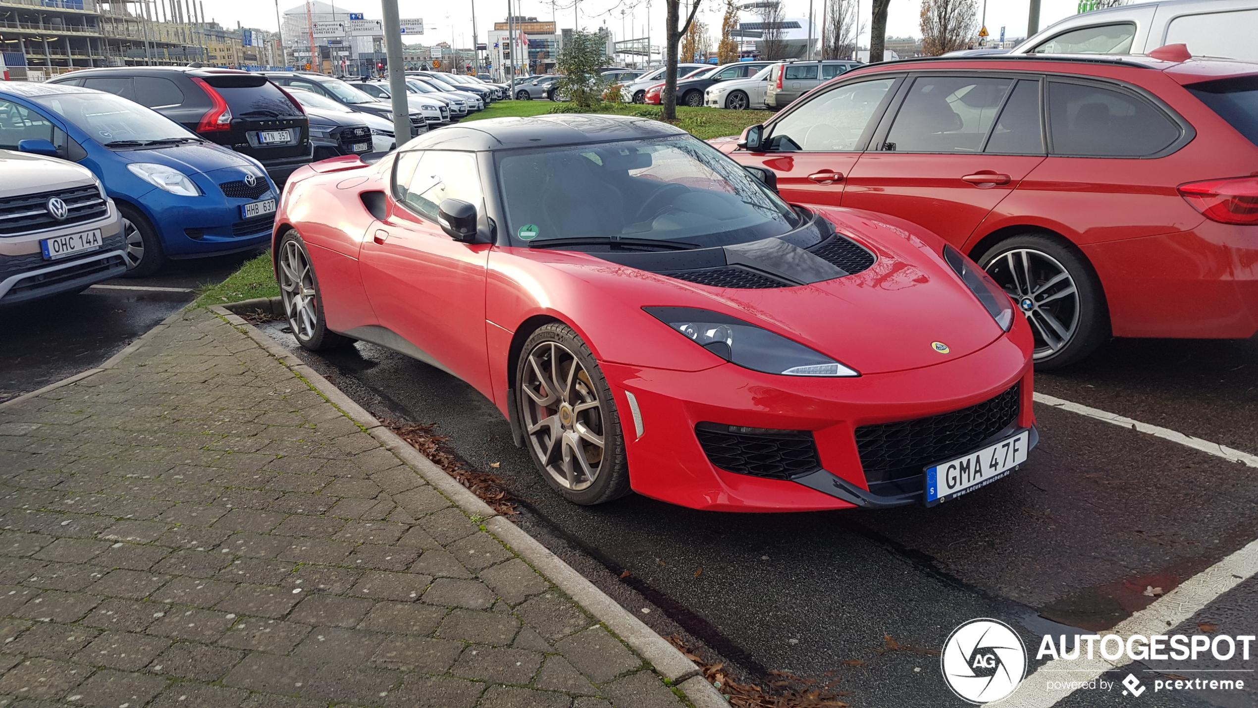 LotusEvora 400