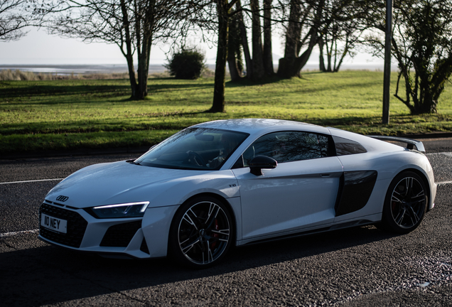 AudiR8 V10 2019