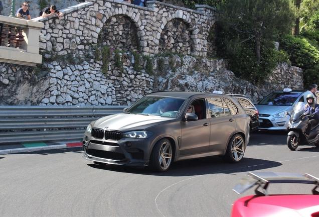 BMW X5 M F85 Z-Performance