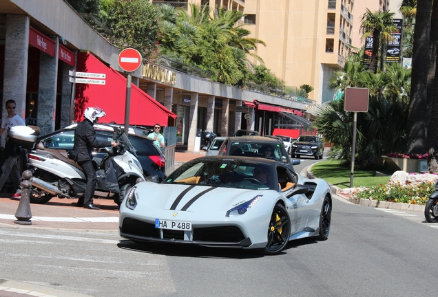 Ferrari Capristo 488 GTB TF720