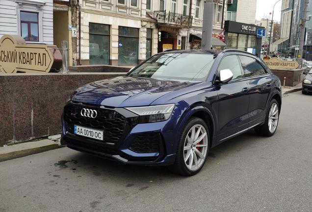 AudiRS Q8