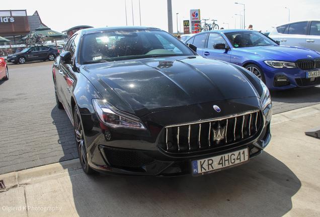 Maserati Quattroporte S Q4 2018