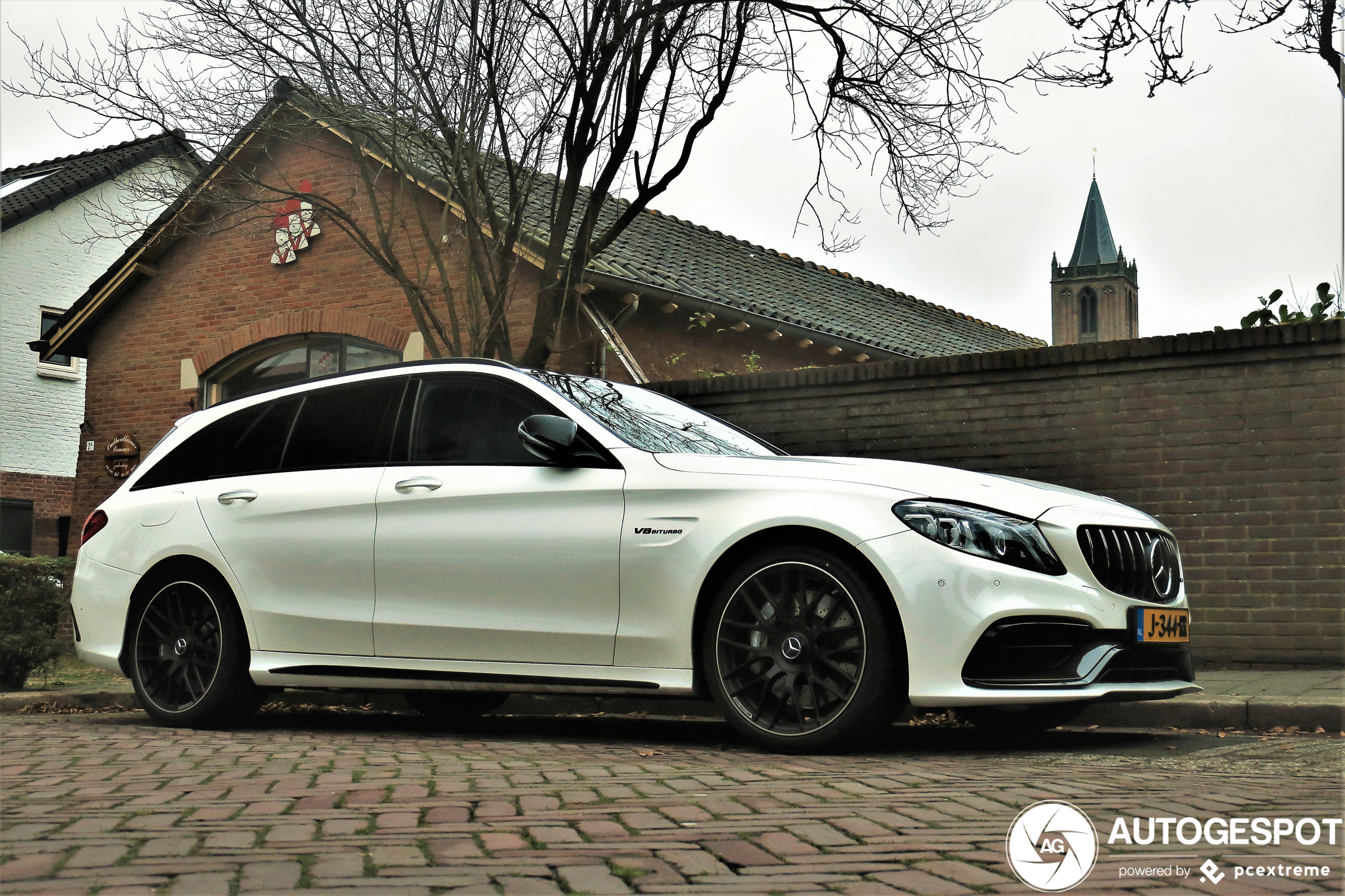 Mercedes-AMG C 63 Estate S205 2018