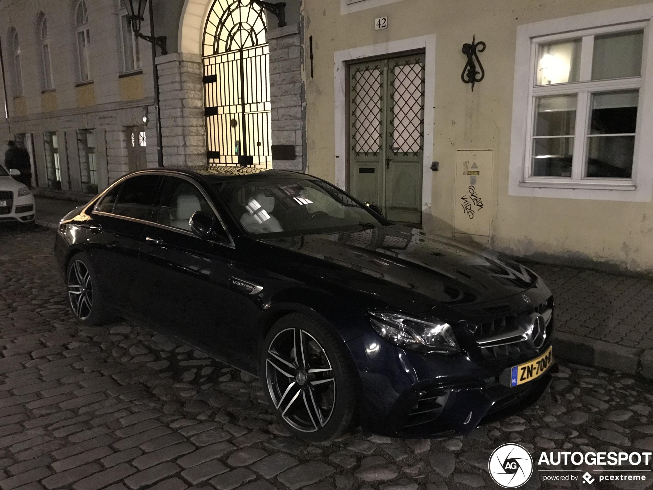 Mercedes-AMGE 63 W213