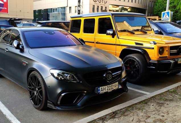Mercedes-AMGBrabus E B40-800 W213