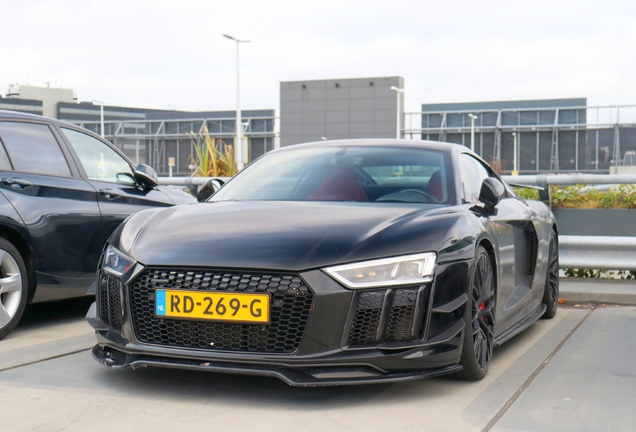 Audi R8 V10 Plus 2015 Maxton Design