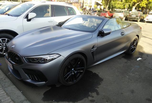 BMW M8 F91 Convertible