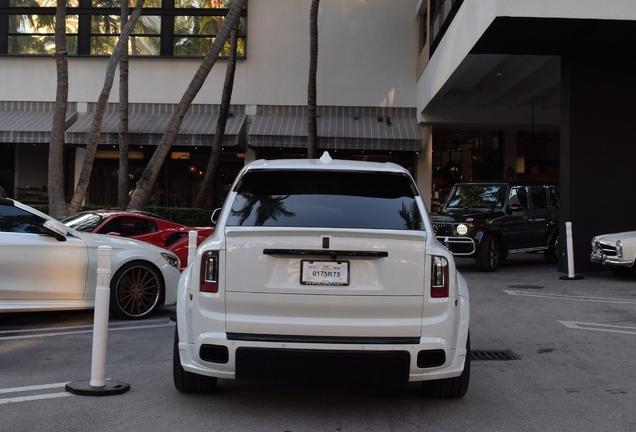 Rolls-Royce Cullinan Spofec Overdose
