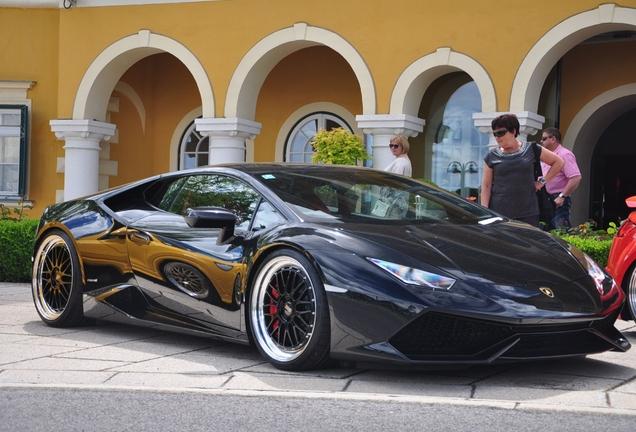 Lamborghini Huracán LP610-4 Zacoe Performance