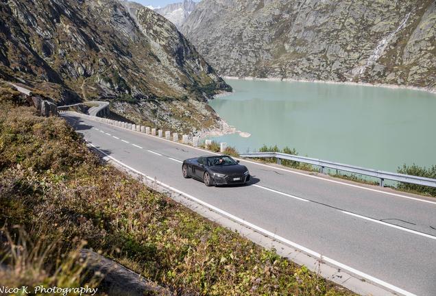 Audi R8 V10 Spyder 2020 RWD