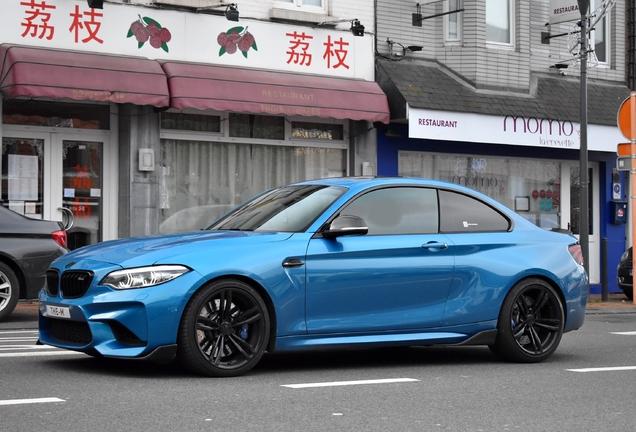 BMW M2 Coupé F87 2018