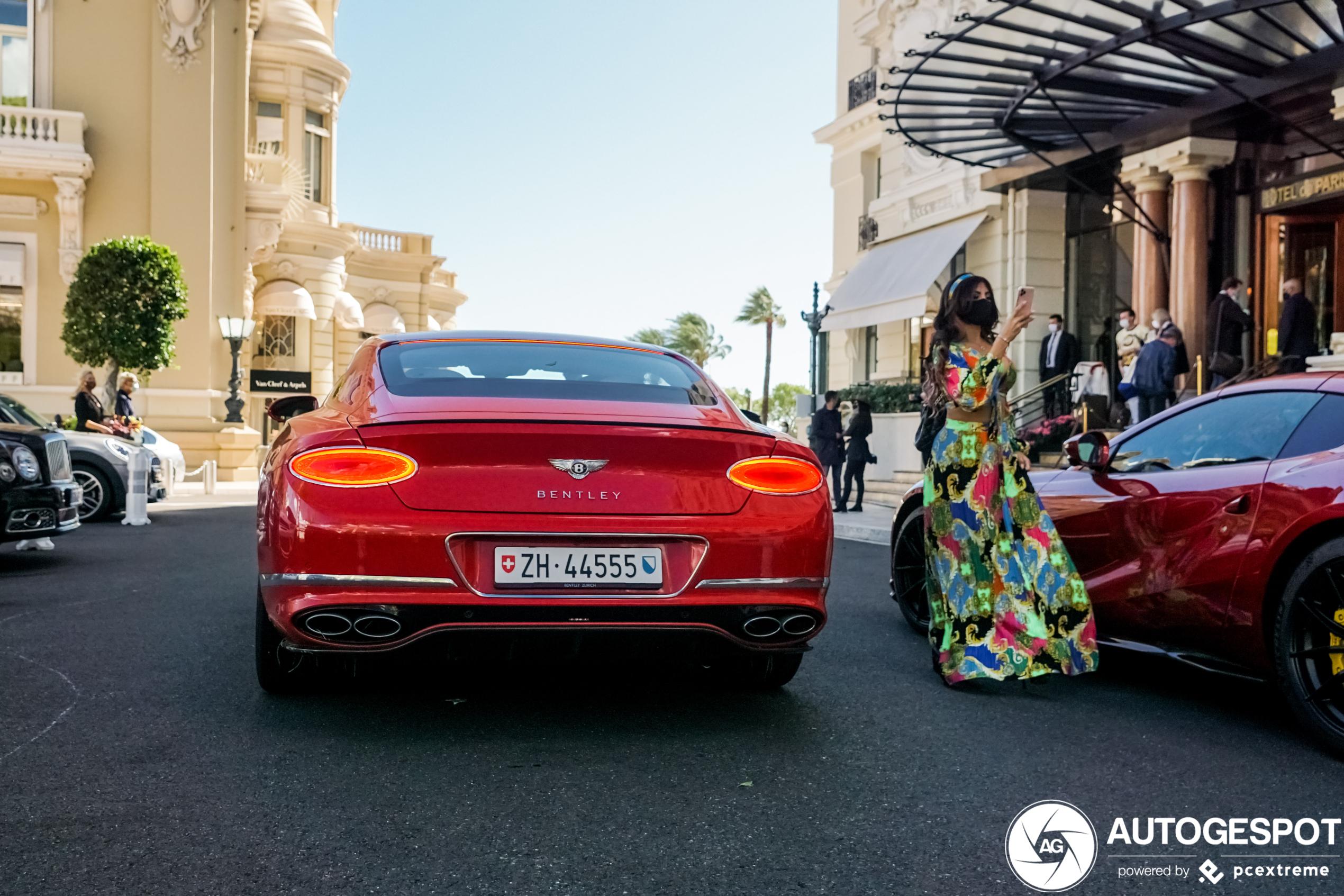Monaco nog altijd vol glamour ondanks COVID-19