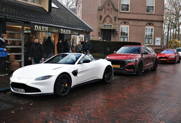 Aston Martin V8 Vantage Roadster 2020