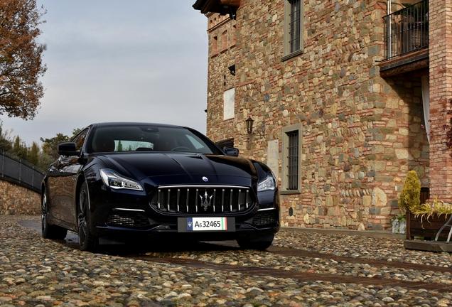 Maserati Quattroporte S Q4 GranLusso 2021
