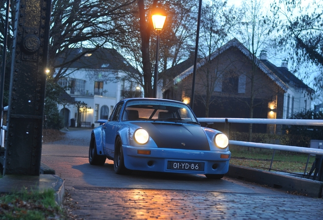 Porsche 911 Carrera RS By Magnus Walker
