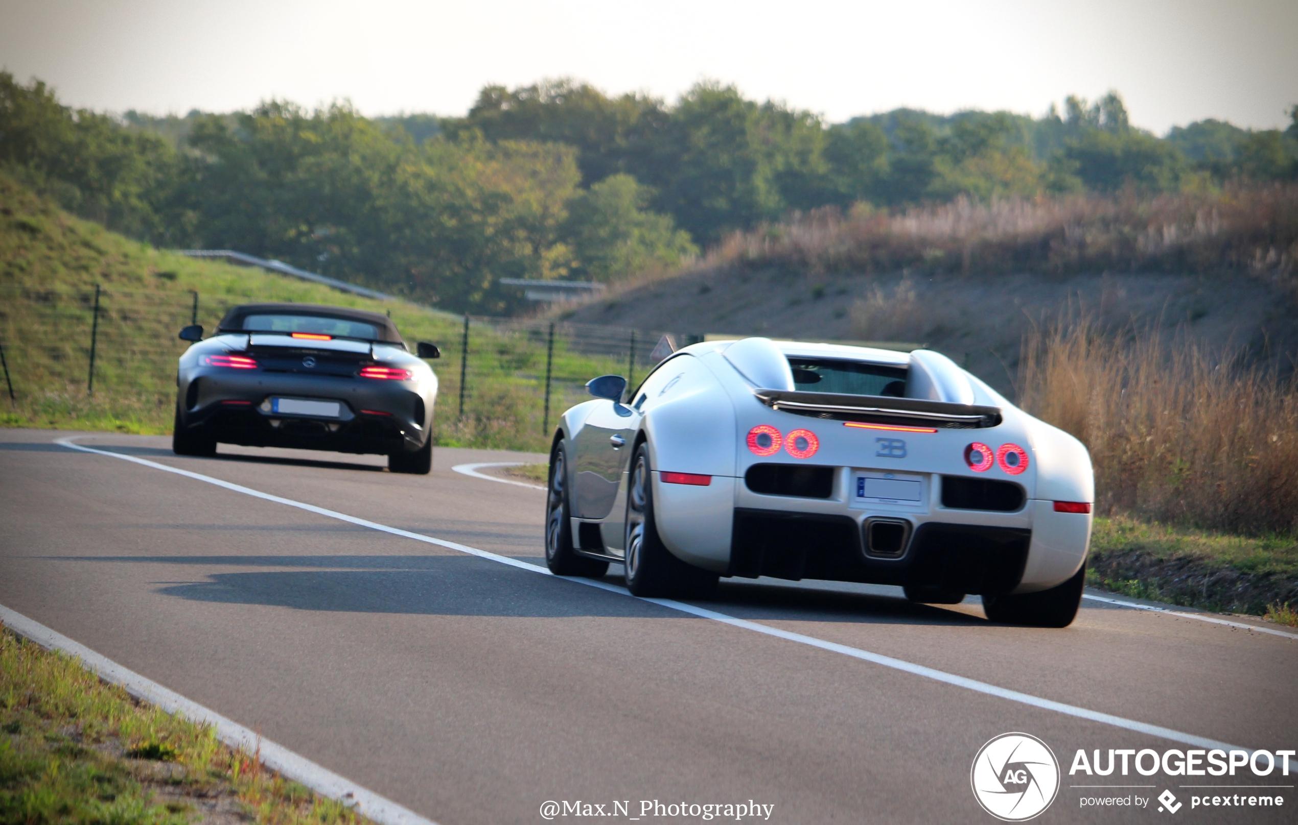 Bugatti Veyron 16.4 ademt pure emotie