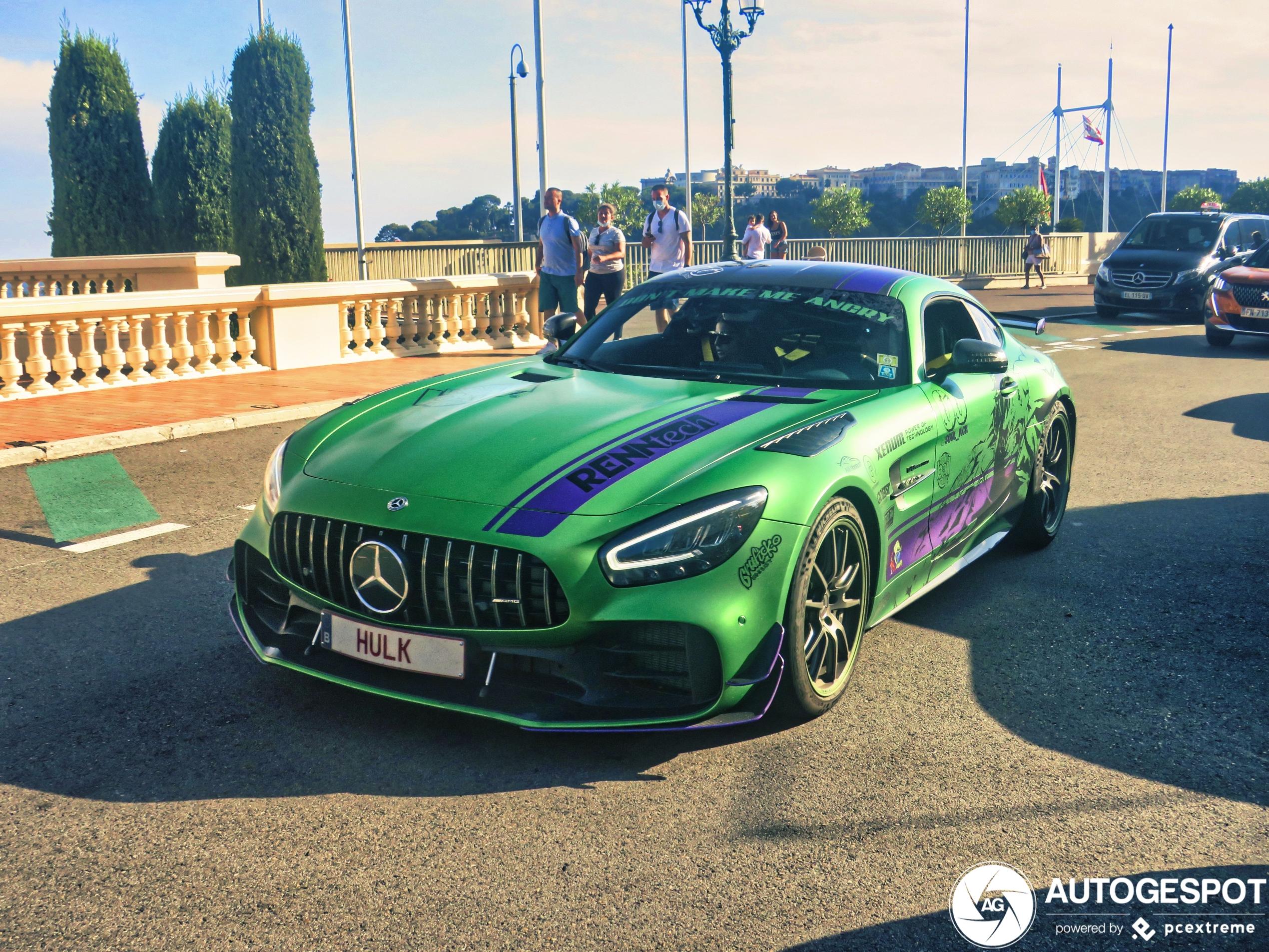 Mercedes-AMG Renntech GT R Pro C190