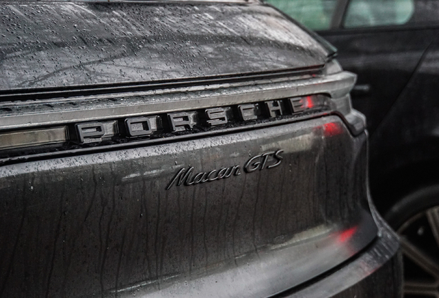 Porsche 95B Macan GTS MkII