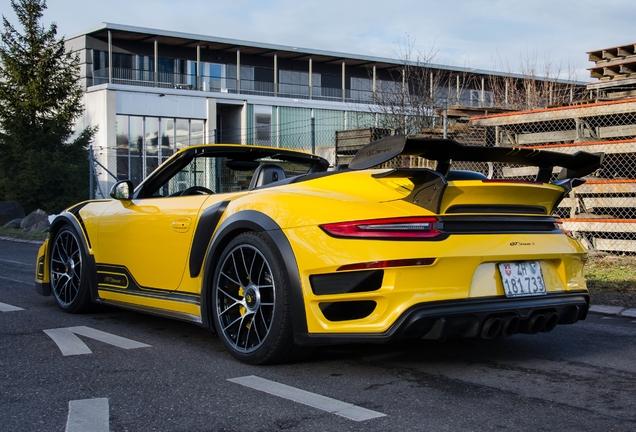 Porsche 991 Techart GT Street R Cabriolet
