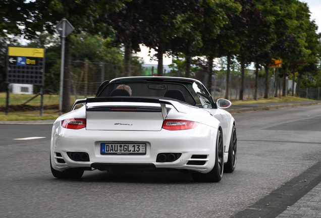 Porsche 997 Techart GT Street RS Convertible