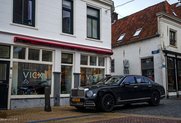 Bentley Mulsanne Speed 2019 W.O. Edition by Mulliner