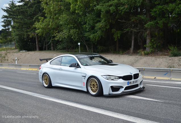 BMW M4 F82 Coupé Team Schirmer