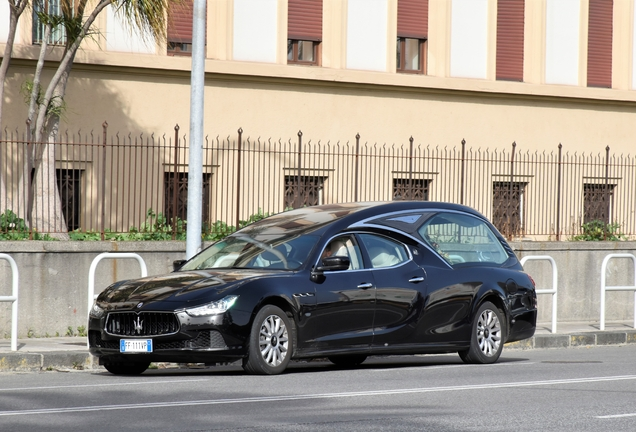 Maserati Ghibli Diesel 2013 Biemme Specialcars Vekal