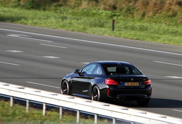 BMW M2 Coupé F87 2018 Edition Black Shadow