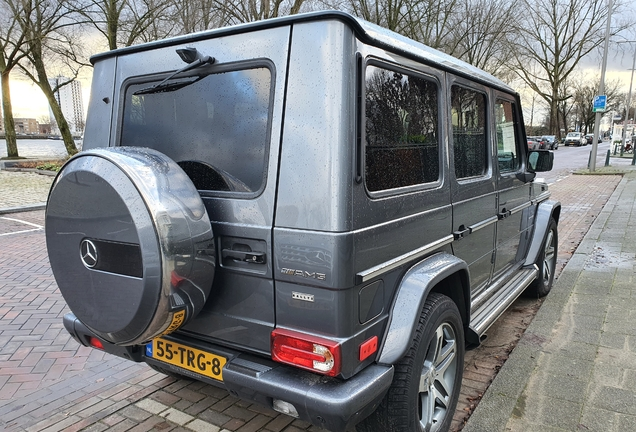 Mercedes-Benz G 55 AMG Kompressor 2010