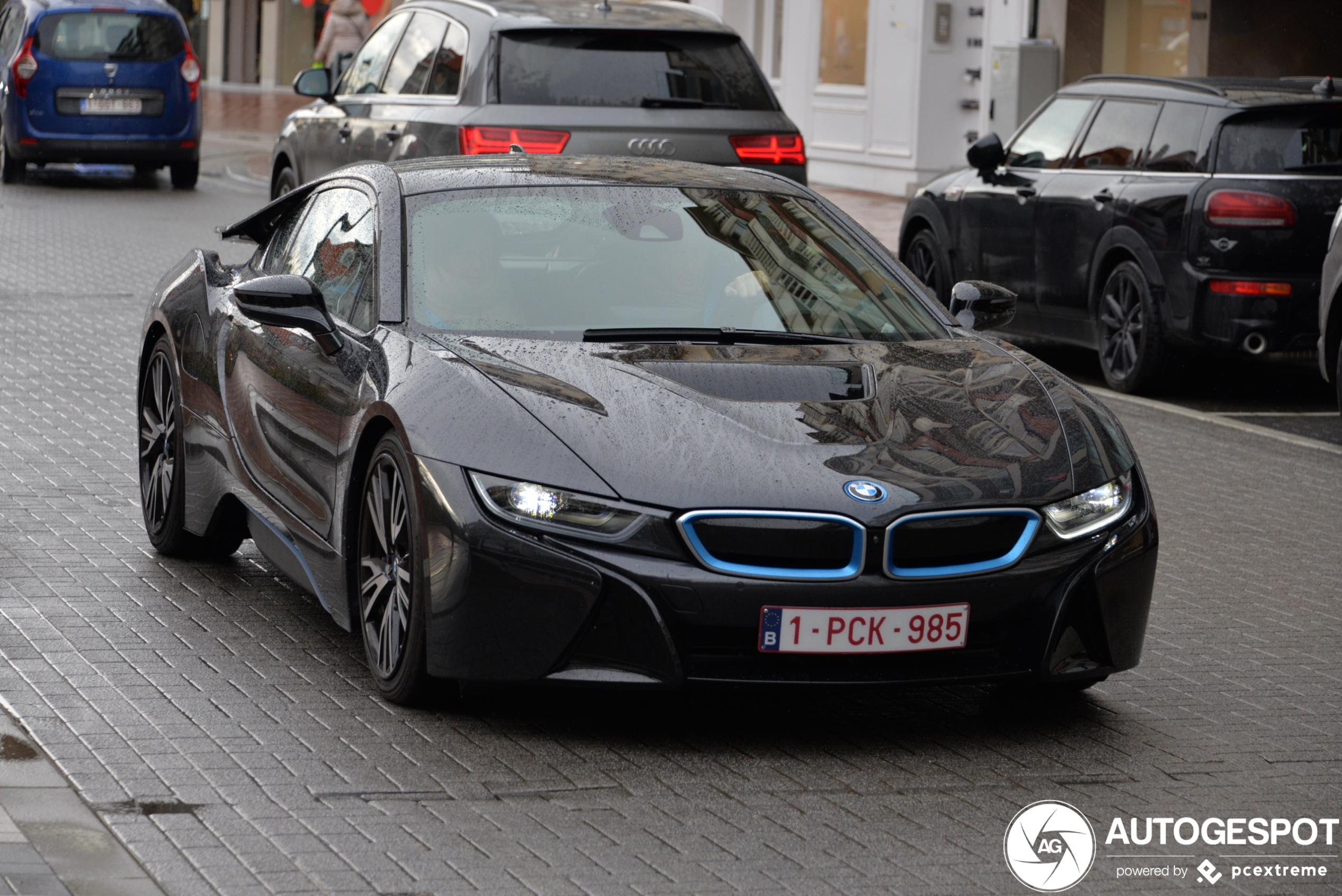 Is The BMW i8 A Genuine Exotic Car?