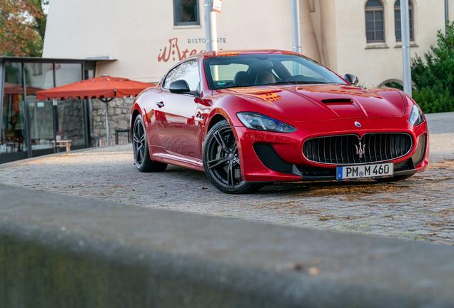 Maserati GranTurismo MC Centennial Edition